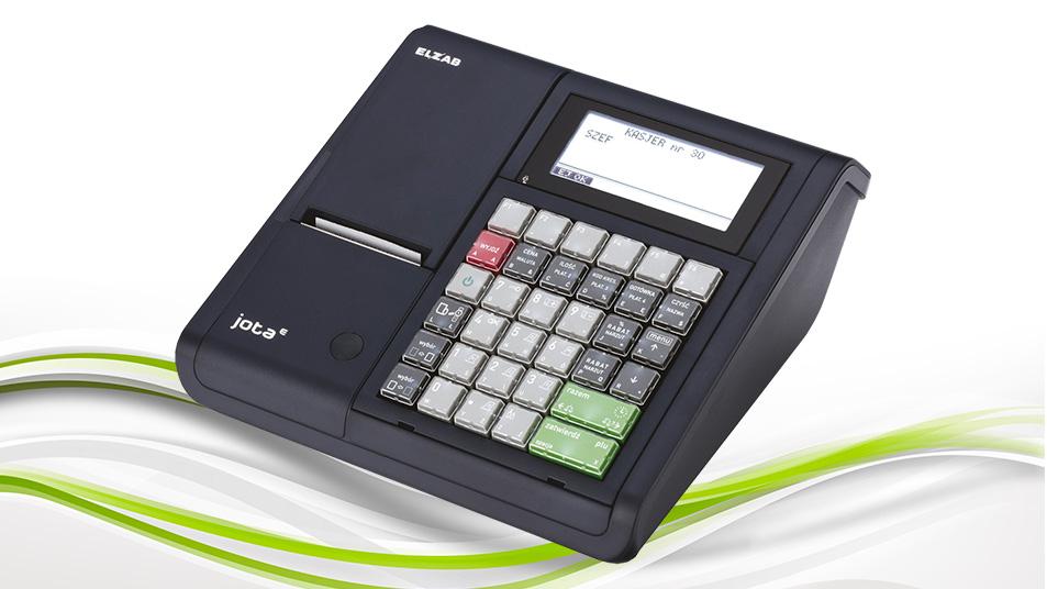 Jota E - kasa fiskalna marki Elzab