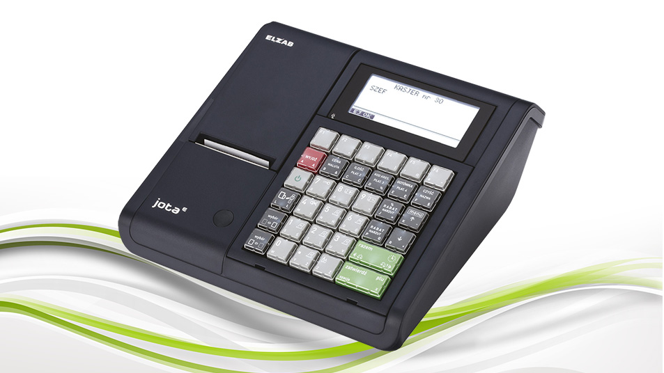 Programowanie stawek VAT na kasie fiskalnej
